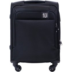 Flemington 21 in Soft-Sided Rolling Luggage Suitcase