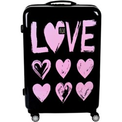 Love 29 in Hard-Sided Spinner Rolling Luggage