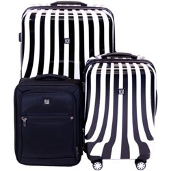 Swirl 3-Piece Luggage Set