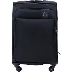 Flemington 25 in Soft-Sided Rolling Luggage Suitcase