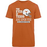 We Are Texas Men's University of Texas Football Schedule T-shirt