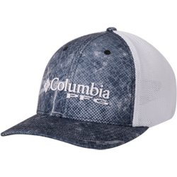 Men's Camo Mesh Ball Cap
