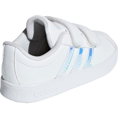 sports shoes 89874 2a151 adidas Infant Girls  VL Court 2.0 CMF Skateboarding Shoes