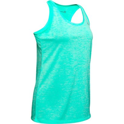 290556734 ... Under Armour Women's Twist Tech Tank Top. Women's Shirts & Tops.  Hover/Click to enlarge