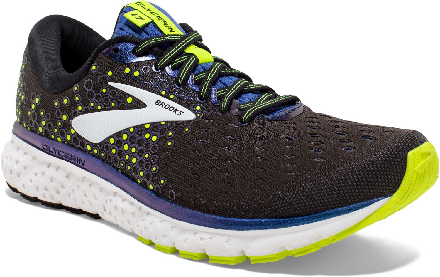 6024a6f9e90eb Brooks Men s Glycerin 17 Road Running Shoes