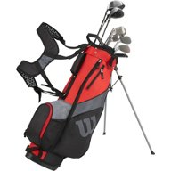 Wilson Men's Profile SGI Complete Golf Club Carry Set