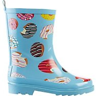 Girls' Rain + Rubber Boots