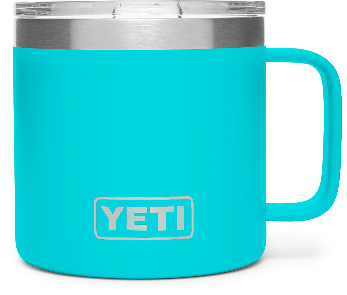 f0c8c556efd Display product reviews for YETI DuraCoat Rambler 14 oz Mug This ...