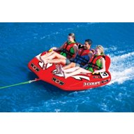 WOW Watersports Coupe Cockpit 3-Person Towable Tube