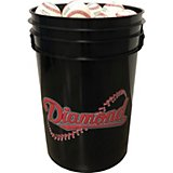 Diamond Intermediate Youth Baseballs 24-Pack