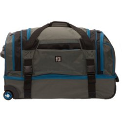 Streamline 30 in Soft Split-Level Rolling Duffel Bag