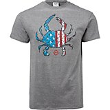 e91dc724 Men's American Crab T-shirt