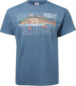 Men's Mosaic Redfish T-shirt