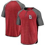 d666d9d1d Men s St. Louis Cardinals Keeping Count Henley T-shirt