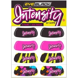 Women's Eye Black Stickers 4-Pack