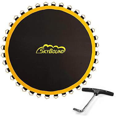 SkyBound Premium 150 in Trampoline Mat with 72 V-Rings
