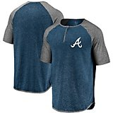 reputable site bce54 b30e0 Men s Atlanta Braves Keeping Count Henley T-shirt. Quick View. Majestic