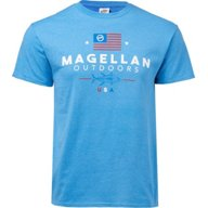 Magellan Outdoors Men's USA Hook Logo T-shirt
