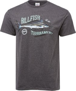 Men's Billfish Tournament T-shirt