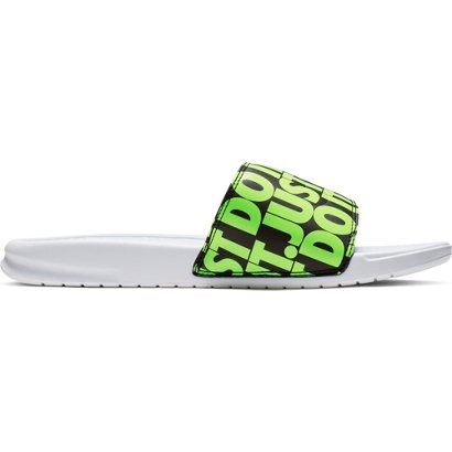 39c511fac8f9 ... Nike Men s Benassi Just Do It Print Sandals. Men s Sports Slides. Hover  Click to enlarge