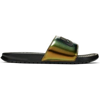 size 40 fcb81 a1fb1 ... Nike Men s Benassi JDI SE Slide Sandals. Men s Sports Slides.  Hover Click to enlarge