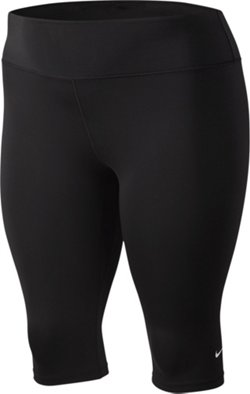 Women's One Plus Size Capri Tights