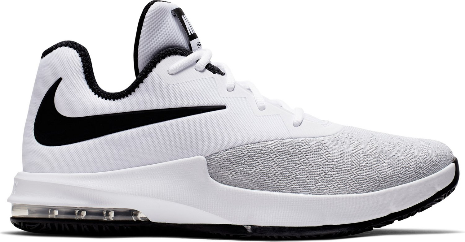 Nike Adults' Air Max Infuriate III Low Top Basketball Shoes