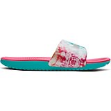 a40ea030a65f Nike Girls  Kawa Soccer Slide Sandals