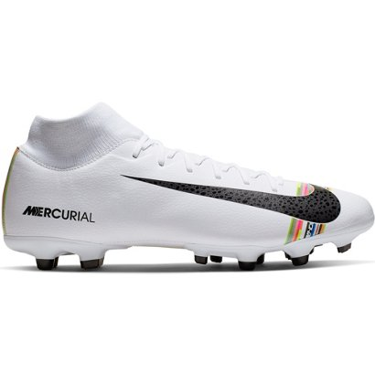 a904286af23b ... Nike Men s Mercurial Superfly VI Academy CR7 Multi-Ground Soccer Cleats.  Men s Soccer Cleats. Hover Click to enlarge