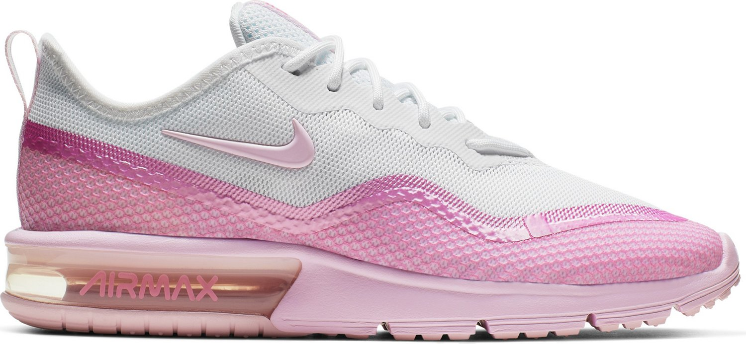 caea706489 Nike Women's Air Max Sequent 4.5 PRM Running Shoes | Academy