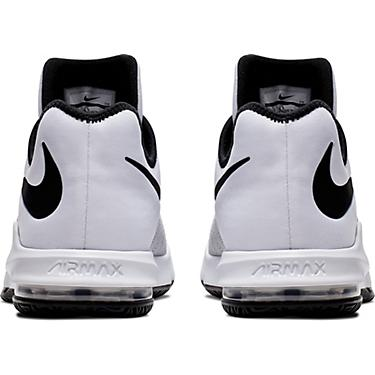 Nike Adults' Air Max Infuriate III Low Top Basketball Shoes