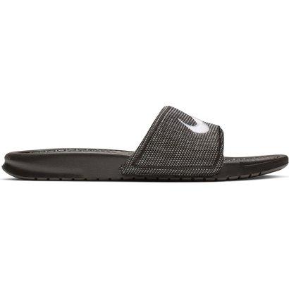 new products e3cf8 88ae1 ... Nike Men s Benassi JDI TXT SE Slide Sandals. Men s Sports Slides.  Hover Click to enlarge