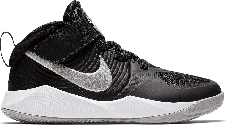 lowest price 4fa22 a35a6 Nike Preschool Kids  Team Hustle D 9 Basketball Shoes