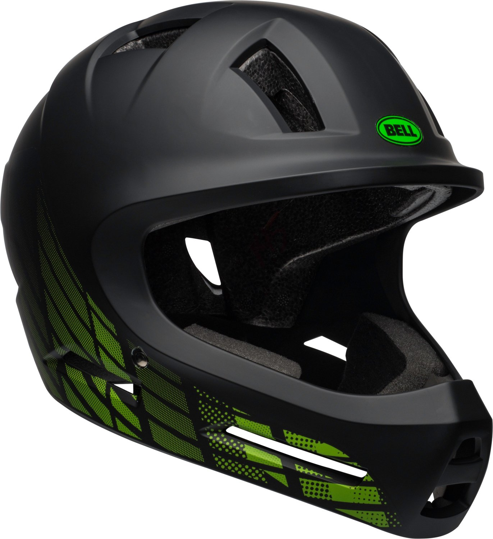 Bell Full Face Helmet >> Bell Boys Full Face Drop Multisport Helmet Academy
