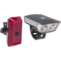 Lumina 750 Rechargeable Bicycle Light Set