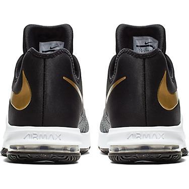 Nike Men's Air Max Infuriate III Low Top Basketball Shoes