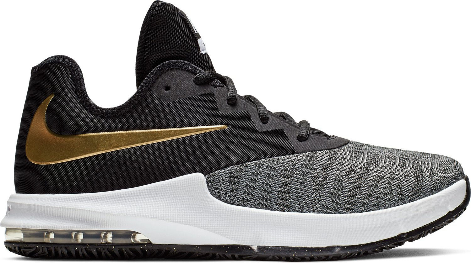 Nike Men S Air Max Infuriate Iii Low Top Basketball Shoes