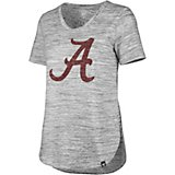 '47 University of Alabama Women's Haze Split Hem T-shirt