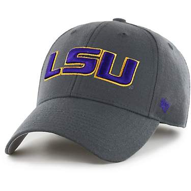One Size Purple 47 NCAA LSU Tigers Womens Sparkle Team Color Clean Up Adjustable Hat