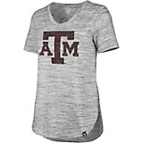 becce270 '47 Texas A&M University Women's Haze Graphic T-shirt
