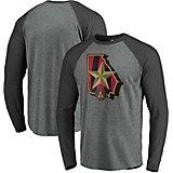 ee912a7ece2 Atlanta United FC Men s 2018 MLS Cup Champs State Star Raglan Long Sleeve  Shirt