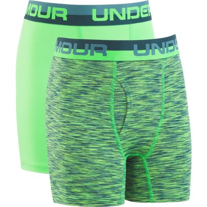 011ee1f000d43 ... Under Armour Boys  Twist Performance Boxer Briefs 2-Pack. Boys   Underwear. Hover Click to enlarge