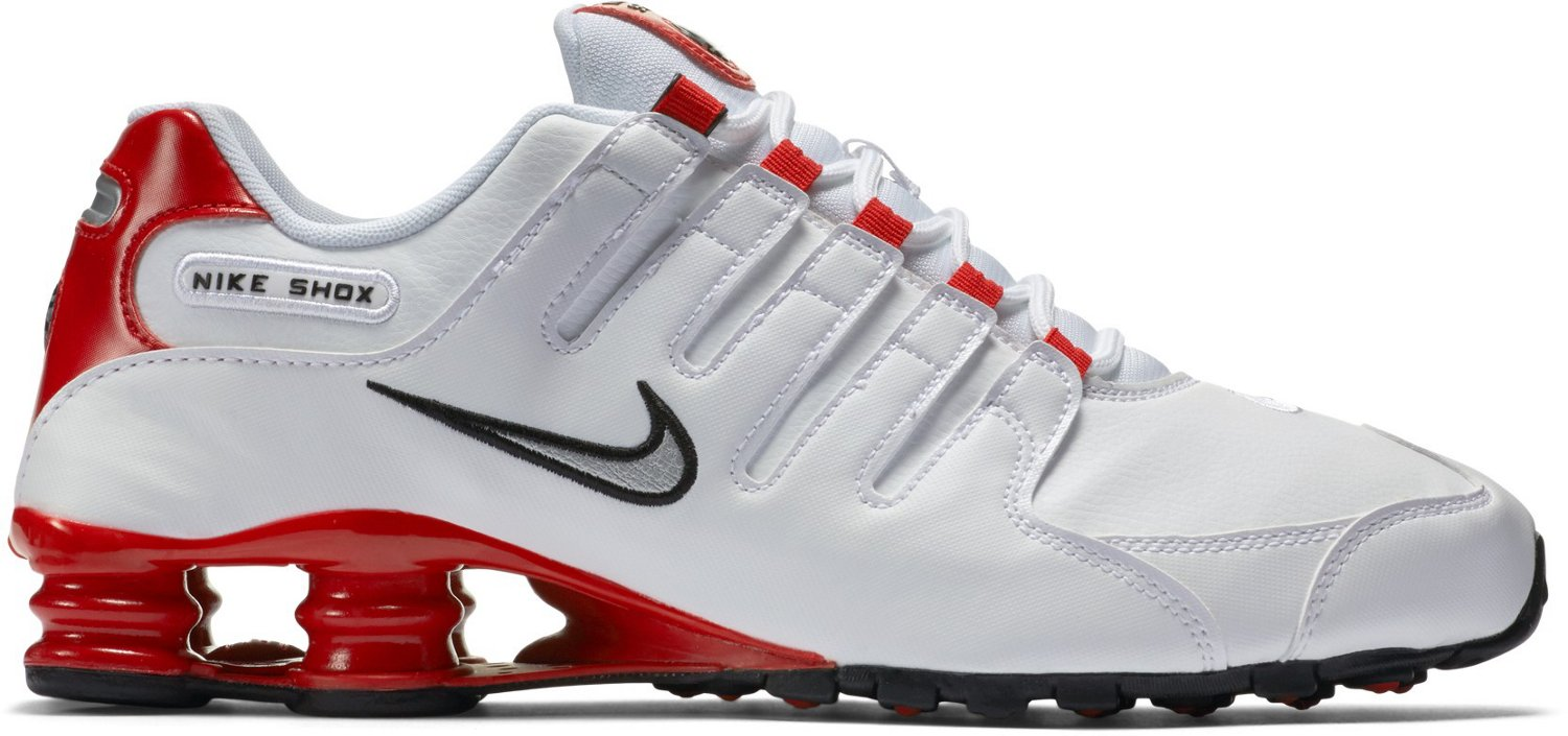new product 5330a ecf87 Nike Men s Shox NZ Running Shoes   Academy