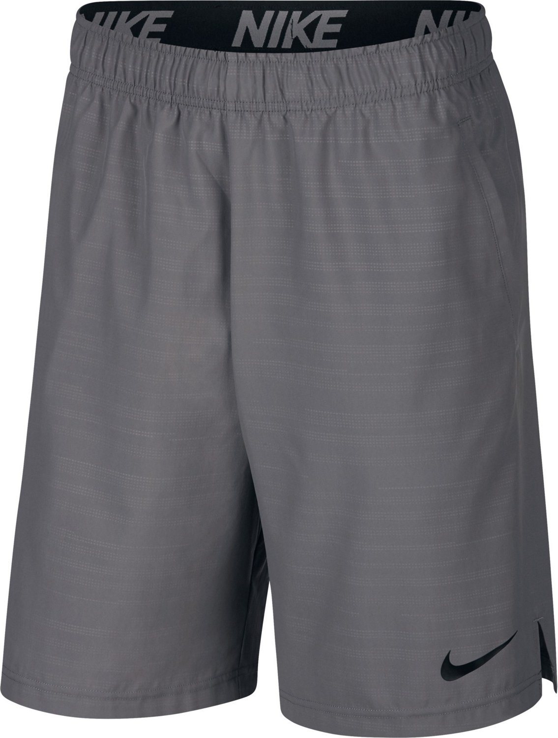 cb9f9a4e8c0c0 Nike Men s Dri-FIT Flex 2.0 Emboss Training Shorts 9 in
