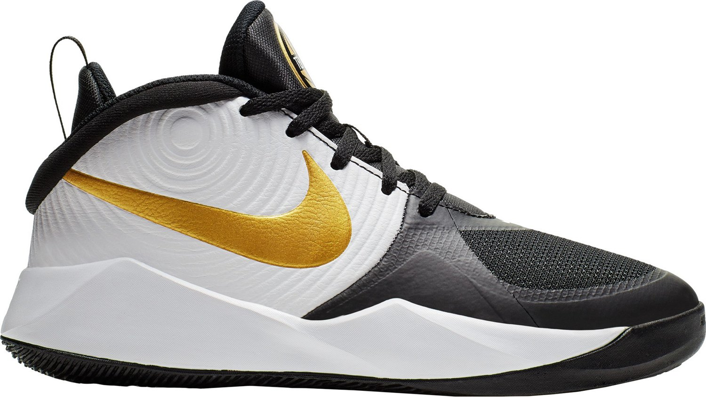 the latest c7c0f 50886 Nike Kids  Team Hustle D 9 Basketball Shoes   Academy
