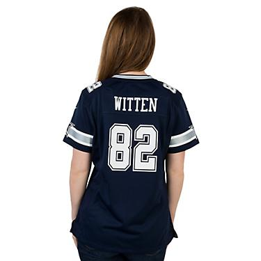 size 40 7c312 29704 Nike Women's Dallas Cowboys Jason Witten 82 Game Replica Jersey