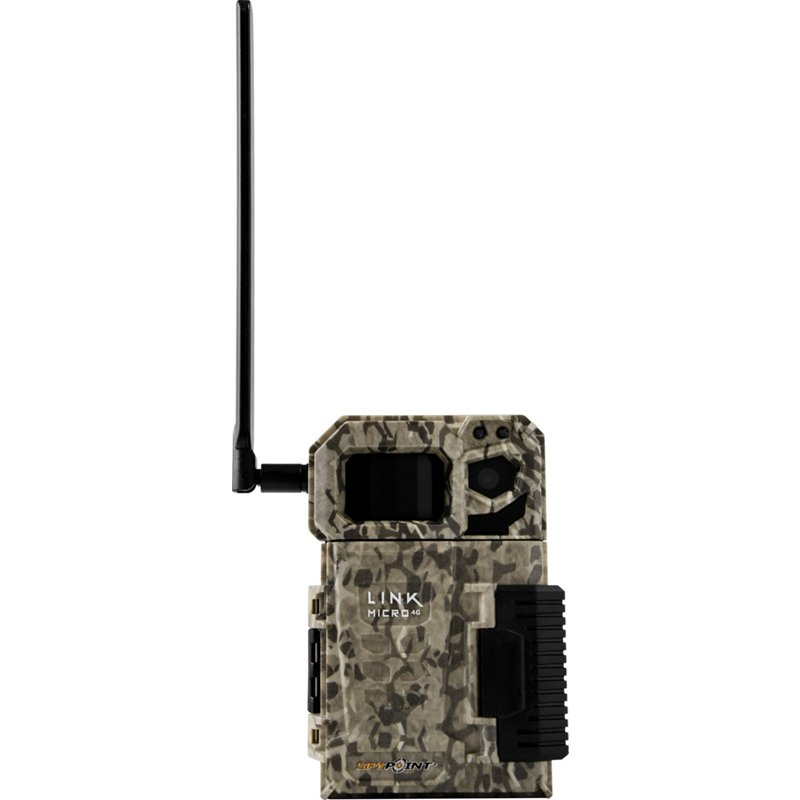 SPYPOINT LINK-MICRO Nationwide 4G 10.0 MP Cellular Trail Camera – Game Cameras at Academy Sports