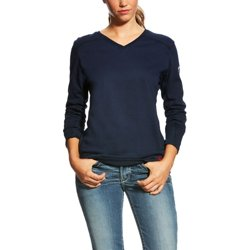 Women's FR Long Sleeve Crew Top