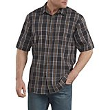 Dickies Men's Flex Icon Relaxed Fit Button Down Shirt