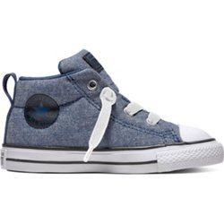Toddlers' Chuck Taylor All-Star Street Mid-Top Shoes